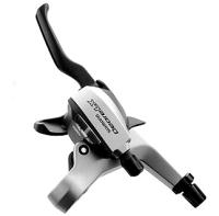 LX ST-M580 Dual Control V-Brake - Lewa Dźwignia Zintegrowana Shimano