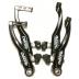 Deore BR-M510 Przedni/Tylny Hamulec V-Brake Shimano